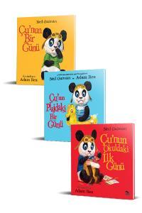 Panda Çu Seti (3 Kitap Takım)