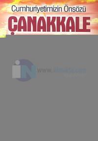 Cumhuriyetimizin Önsözü Çanakkale