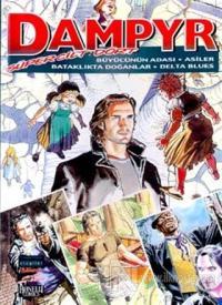 Dampyr Süper Cilt: 4