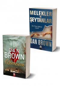 Dan Brown 2 Kitap Takım