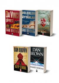 Dan Brown 5 Kitap Takım