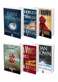 Dan Brown 6 Kitap Takım