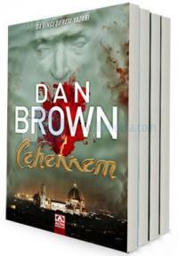 Dan Brown Seti - 4 Kitap Takım