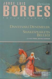 Dantevari Denemeler Shakespeare'in Belleği
