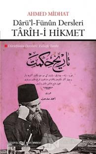 Darü'l-Fünun Dersleri: Tarih-i Hikmet