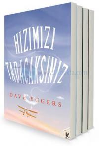 Dave Eggers Seti - 4 Kitap Takım