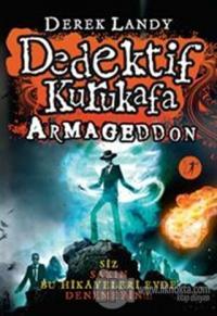 Dedektif Kurukafa - Armageddon (Ciltli)
