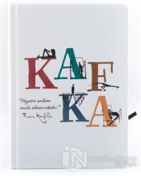 Defter - Çağdaş Edebiyat Serisi - Kafka (Ciltli)