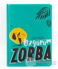 Defter - Çağdaş Edebiyat Serisi - Zorba (Ciltli)