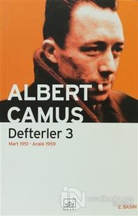 Defterler 3 %40 indirimli Albert Camus