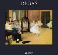 Degas (Ciltli)