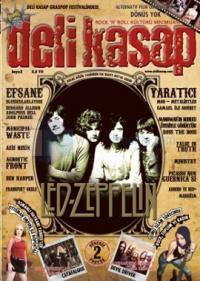 Deli Kasap Rock 'n' Roll ve Kültür Dergisi Sayı: 2