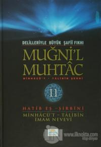 Delilleriyle Büyük Şafii Fıkhı - Muğni'l Muhtac 11. Cilt (Ciltli)
