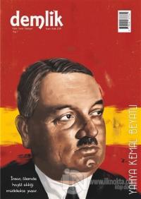 Demlik Kültür Sanat Edebiyat Dergisi Sayı: 7 Kasım - Aralık 2019