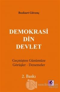 Demokrasi Din Devlet