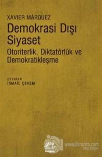 Demokrasi Dışı Siyaset