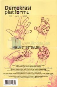 Demokrasi Platformu Sayı: 33 Hükümet Sistemleri