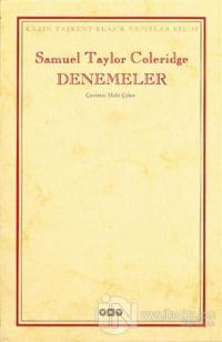 Denemeler Samuel Taylor Coleridge