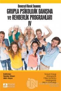 Deneysel Olarak Sınanmış Grupla Psikolojik Danışma ve Rehberlik Programları 4