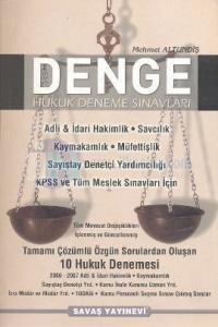 Denge Hukuk Deneme Sınavları
