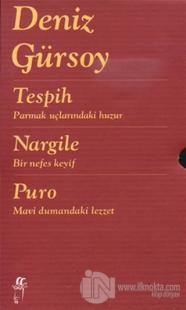 Deniz Gürsoy - Tespih-Nargile-Puro %25 indirimli Deniz Gürsoy