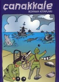 Deniz Savaşları Boyama Kitabı
