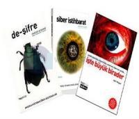 Derin Bilginin İyi Okuyucularına 3 Kitap Bir Arada De-Şifre / İşte Büyük Birader  / Siber İstihbarat
