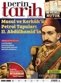 Derin Tarih Aylık Tarih Dergisi Sayı: 67 Ekim 2017