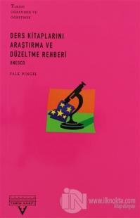 Ders Kitaplarını Araştırma ve Düzeltme Rehberi Unesco