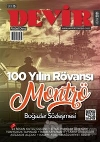 Devir Dergi Sayı: 15 Nisan 2021 Kolektif