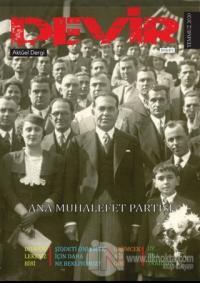 Devir Dergi Sayı: 6 Temmuz 2020