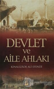 Devlet ve Aile Ahlakı %22 indirimli Kınalızade Ali Çelebi