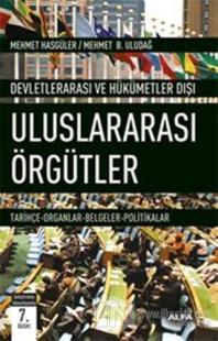 Devletlerarası ve Hükümetler Dış Uluslararası Örgütler