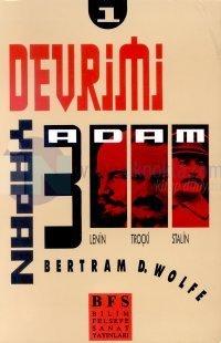 Devrimi Yapan 3 Adam Lenin Troçki Stalin (2 Cilt Takım)