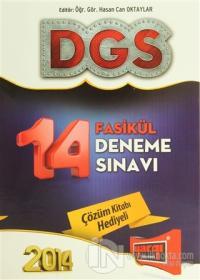 DGS 14 Fasikül Deneme Sınavı