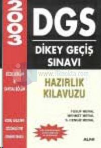 DGS Dikey Geçiş Sınavı-2003