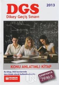 DGS Dikey Konu Anlatımlı Kitap 2013