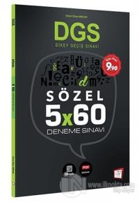 DGS Sözel 5x60 Deneme Sınavı