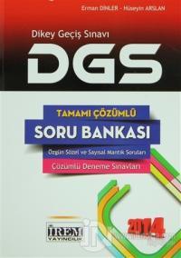 DGS Tamamı Çözümlü Soru Bankası 2014