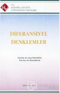 Diferansiyel Denklemler %15 indirimli Yaşar Polatoğlu