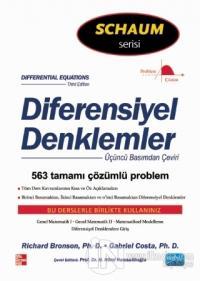 Diferensiyel Denklemler - Schaum' s