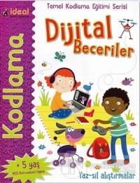 Dijital Beceriler - Temel Kodlama Eğitimi Serisi