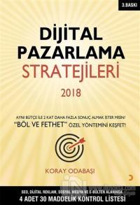 Dijital Pazarlama Stratejileri 2018 %25 indirimli Koray Odabaşı