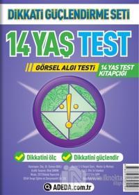 Dikkati Güçlendirme Seti 14 Yaş Test