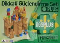 Dikkati Güçlendirme Seti DGS-Plus 11 Yaş A