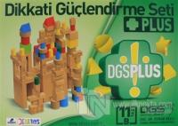 Dikkati Güçlendirme Seti DGS-Plus 11 Yaş B