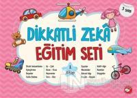 Dikkatli Zeka Eğitim Seti 1. Kitap (3 Yaş)