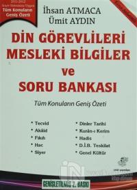 Din Görevlileri Mesleki Bilgiler ve Soru Bankası (Konu Anlatımlı)