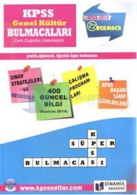 Dinamik Akademi KPSS Genel Kültür Bulmacaları 2014 %10 indirimli Ayşeg