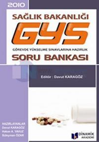 Dinamik GYS Sağlık Bakanlığı Soru Bankası